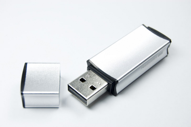 Флеш накопитель USB 2.0 Goodram Edge UEG2, металл, серебристый, 16Gb